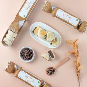 bakpia rasa coklat