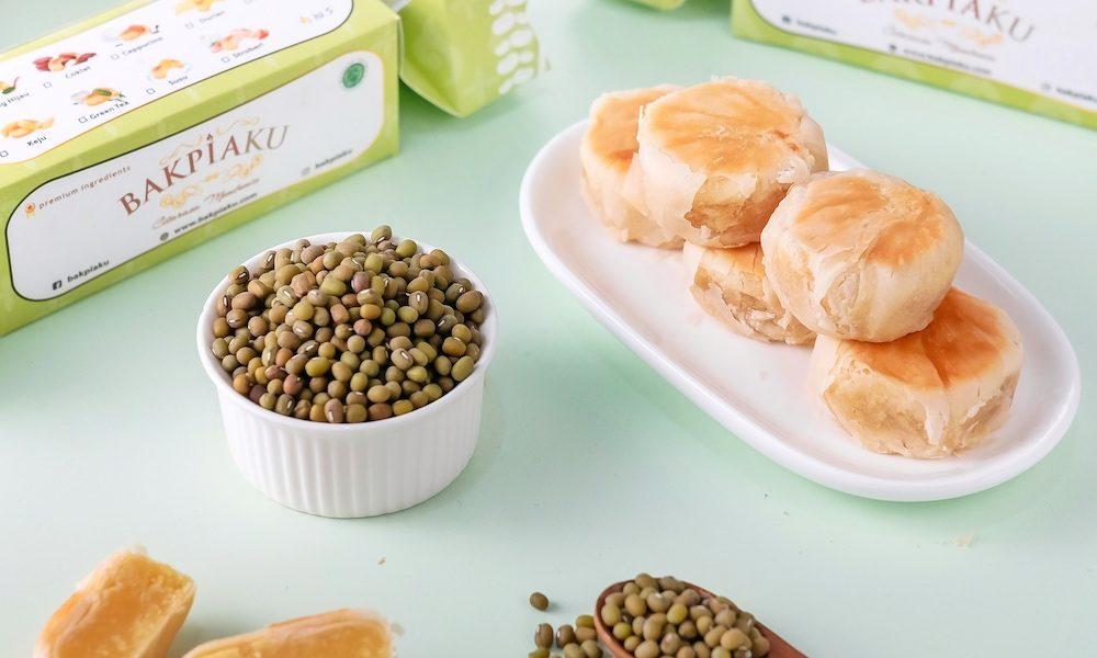 bakpia rasa kacang hijau